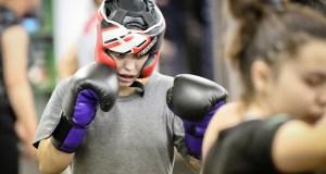 Amanda Lovato from Albuquerque's Judgment MMA