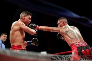 Coca (right) will make his MMA Debut