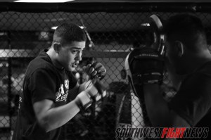 Steve Garcia MMA