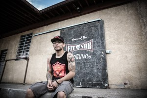 Representing Albuquerque's FIT NHB, Ray Borg needed only six professional MMA bouts to get the call from the UFC. With a fight against Dustin Ortiz scheduled for Saturday night in Orlanda, Borg is poised to be the next star to emerge out of New Mexico.  Photo Credit: Will Fox / The Fox Identity