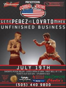 "Unfinished Business ""Lovato vs. Perez"""