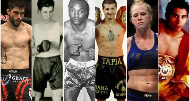 New Mexico best fighters