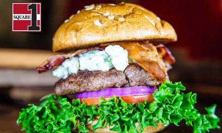 Find Your Awesome | Square 1 Burgers