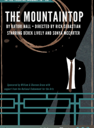 Theatre Conspiracy at the Alliance for the Arts Presents TheMountaintop by Katori Hall Jan. 16 – 18