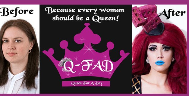 QFad – Queen For A Day Makeover