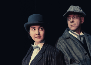 Theatre Conspiracy Presents Baskerville: A Sherlock Holmes Mystery Feb. 13 – 23