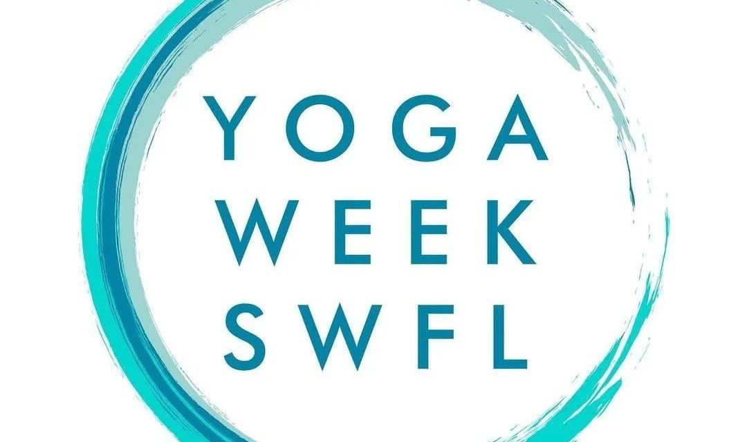 YOGA WEEK SWFL:  April 18th – 25th 2021