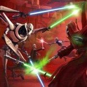 Energian Saasto—These Padme Swgoh Event
