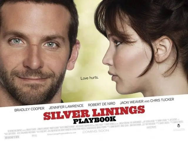 Silver Linings Playbook Movie Poster-Weinstein Company