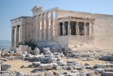 A Double Blog, Athens, Greece and Kusadasi, Turkey (1/6)