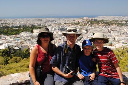 A Double Blog, Athens, Greece and Kusadasi, Turkey (5/6)