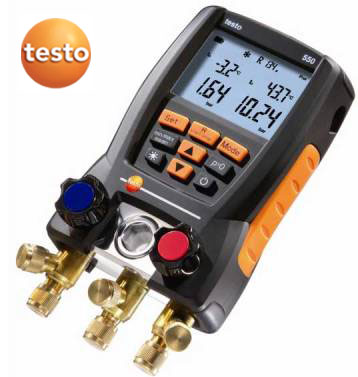 testo Digital Air Conditioning  & Refrigeration System Analyzer