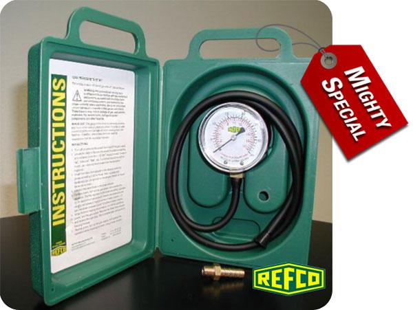 Refco Gas Pressure Test Kit GPK-35 – SWH Supply Company