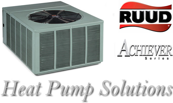 UPQL Achiever Series 15 SEER Heat Pump