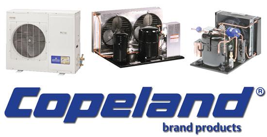 Copeland Brand Hermetic Refrigeration Condensing Units