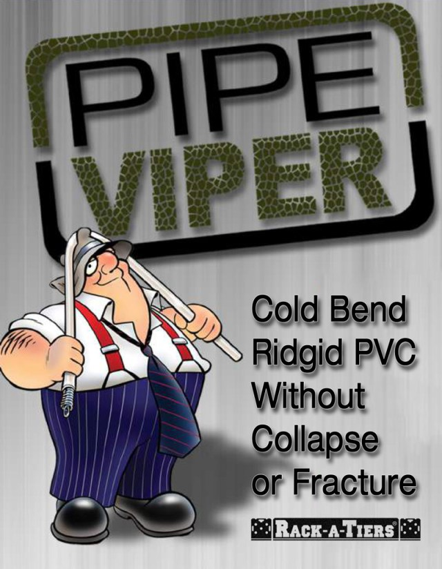 Rack-A-Tiers Pipe Viper