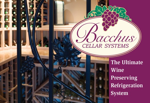 Bacchus Cellar Systems - The ultimate Wine Preserving Refrigeration System