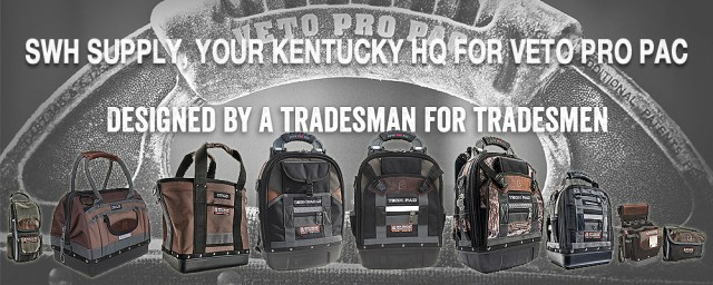 Veto Pro Pac - Designed by a Tradesman for Tradesmen