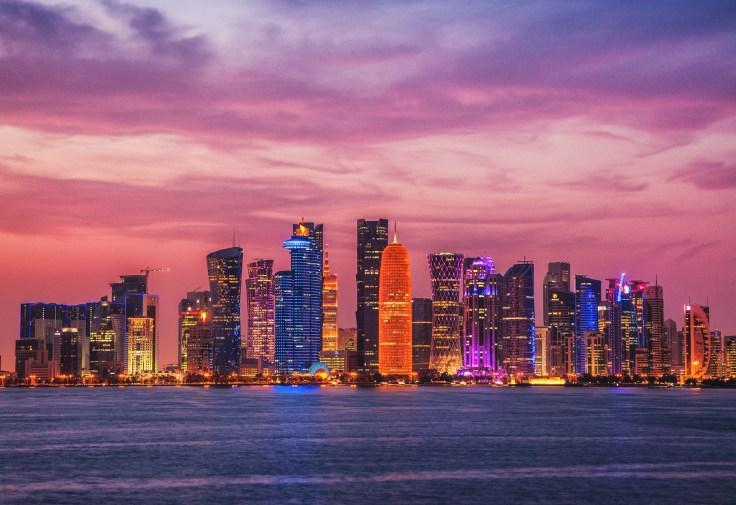Doha, co zobaczyć, Doha_z_dzieckiem, Doha, stopover, przesiadka, Katar, tranzyt, West_Bay