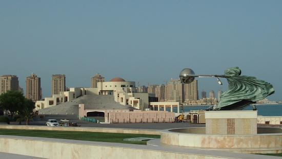 Doha co zobaczyć, Doha z dzieckiem, Doha, stopover, przesiadka, Katar, plaża, Katara