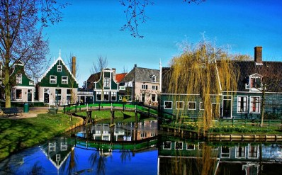 Zaanse Schans_ Flickr