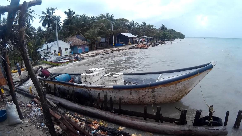 isla1 - Isla Mucura - raj w Kolumbii