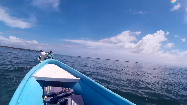 snorkelling3 - Isla Mucura - raj w Kolumbii