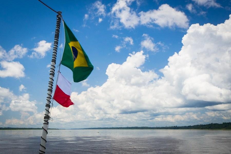 20181111  B110064 - Statkiem po Amazonce, czyli jak dostać się z Peru do Brazylii łodzią