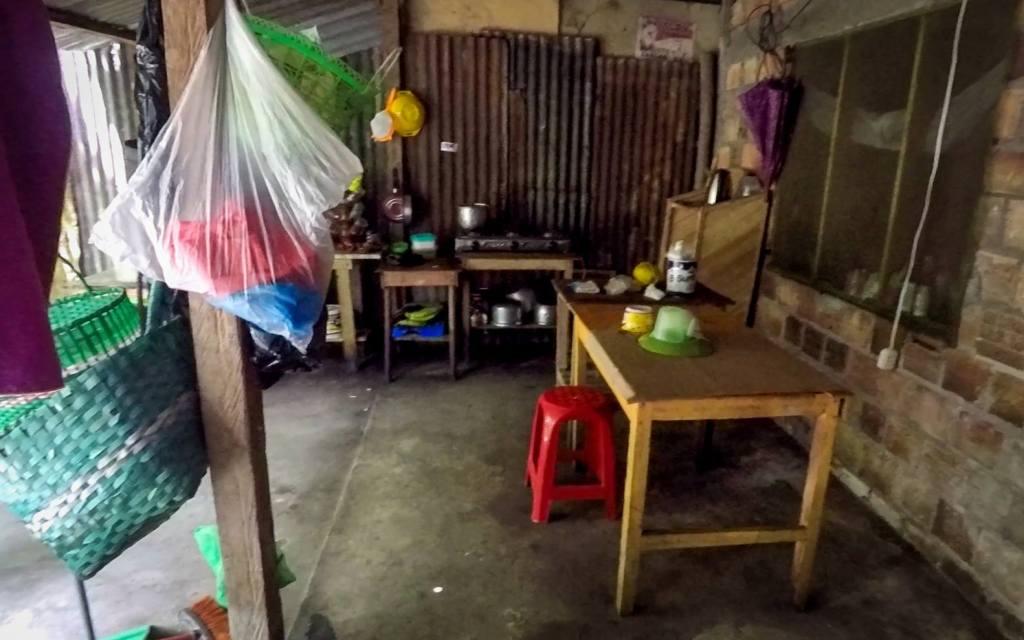 Iquitos mieszkanie4 1024x640 - Iquitos w Peru - tu nie dotrzesz lądem!