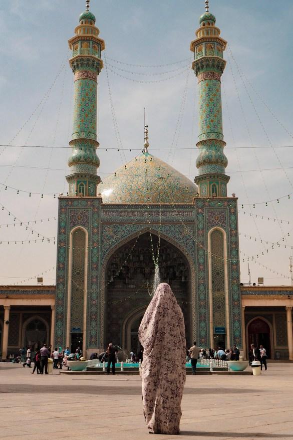 3241431 - Czy Iran da się lubić? Część I - Teheran, Qom i Kashan