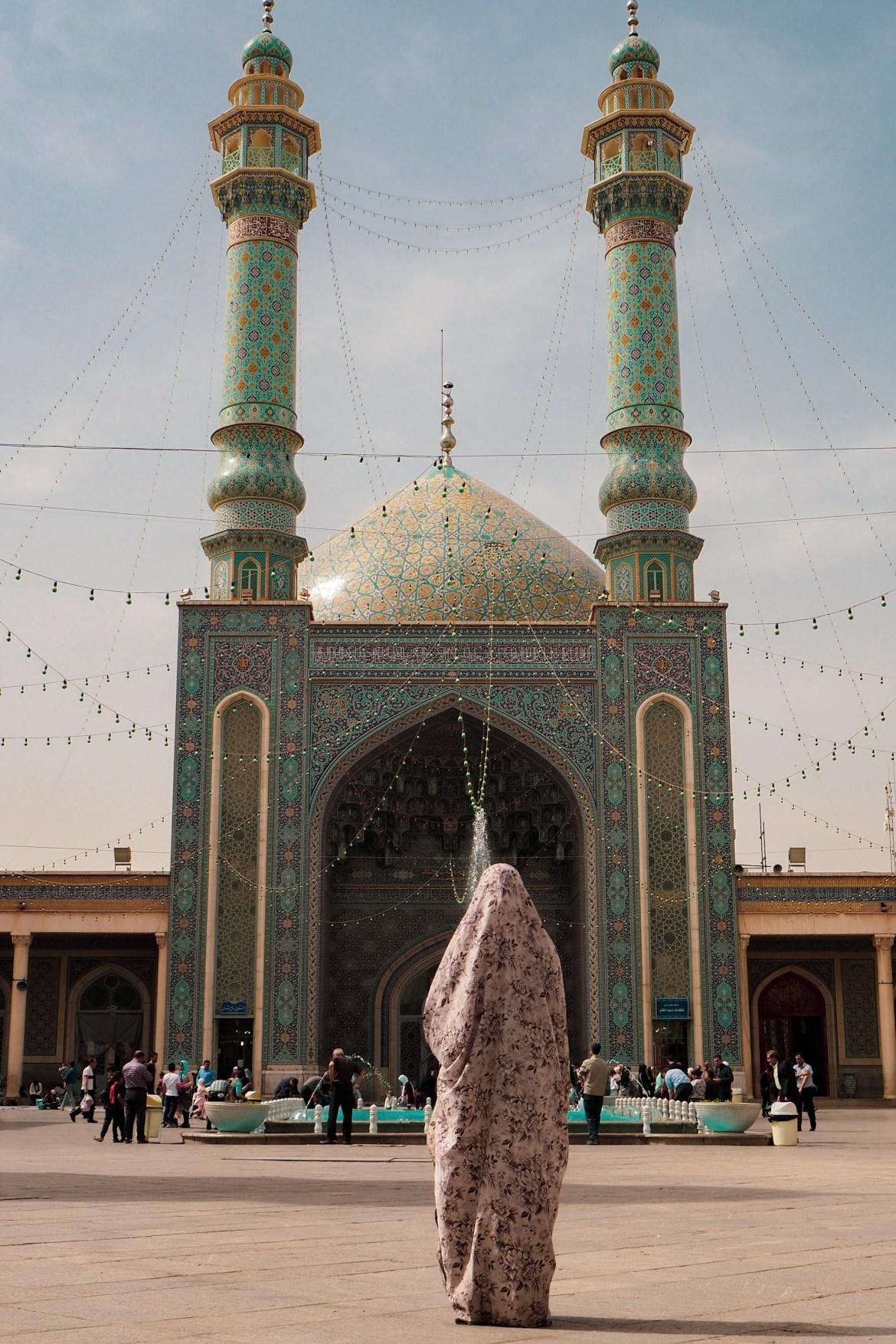 3241431 - Teheran i Qom - czy Iran da się lubić?