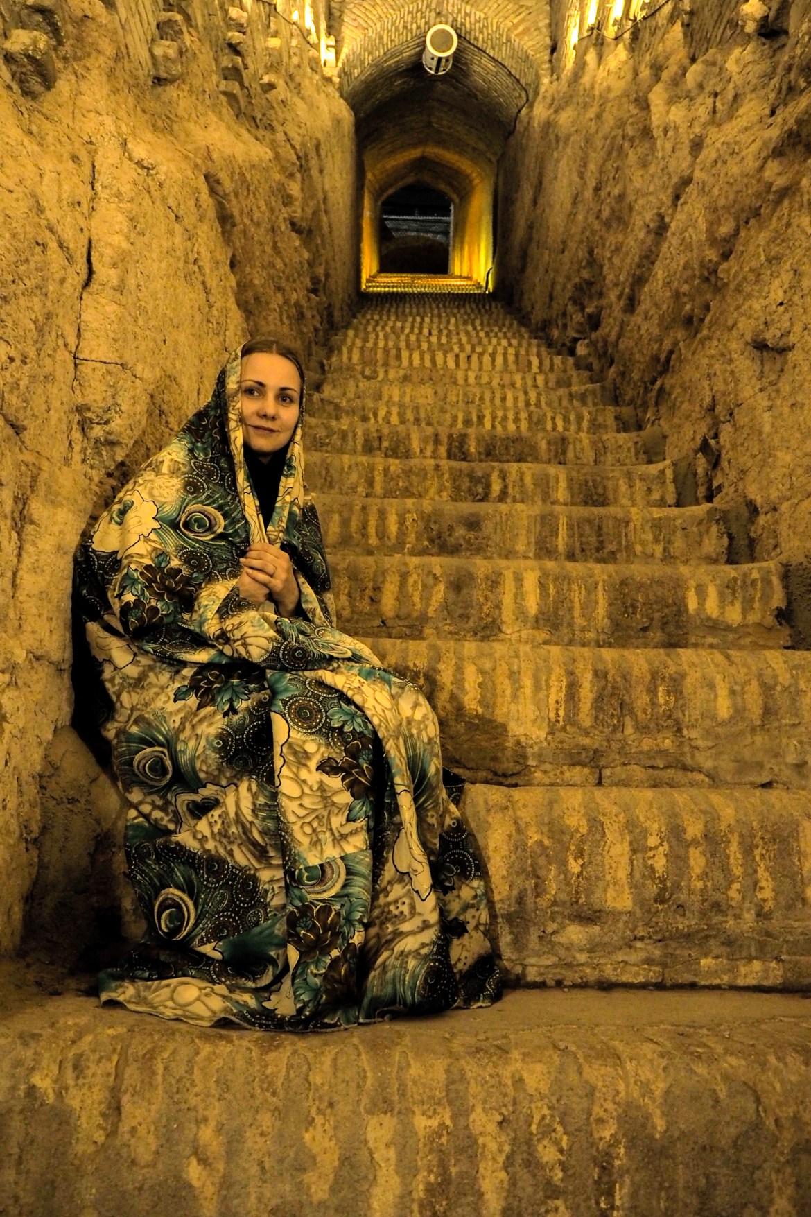 3270458 - Yazd - pustynne miasto Iranu