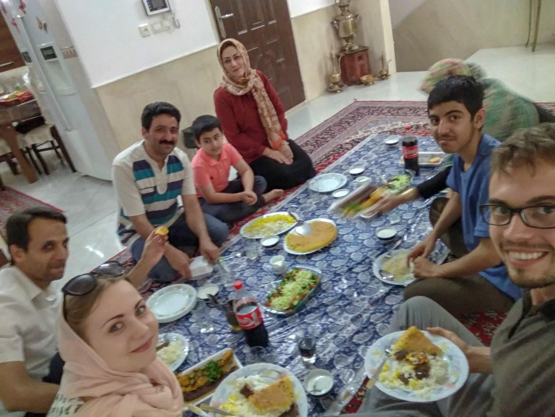 IMG 20180325 150516 - Kashan - tu koniecznie idź na bazar!