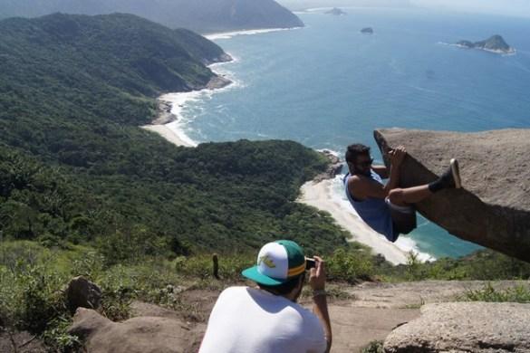 meninos3 - Rio de Janeiro - wybitne połączenie miejskości i natury