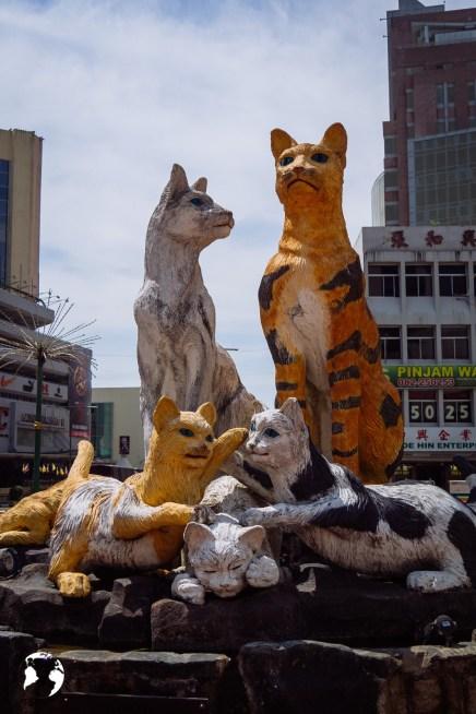 Kuching 3 - Kuching i okolice - co zwiedzić?