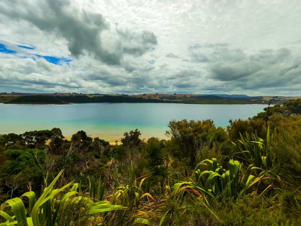 Kaiiwi Lake 1 - 3 tygodnie w Nowej Zelandii - plan trasy