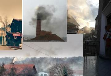 smog w Wadowicach