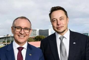 British billionaire businessman Sanjeev Gupta will built the world's biggest battery in South Australia, overtaking US star entr