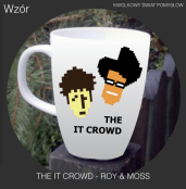 The IT Crowd: Roy i Moss