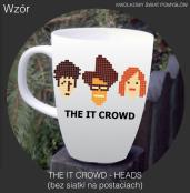 The IT Crowd: Jen, Roy i Moss