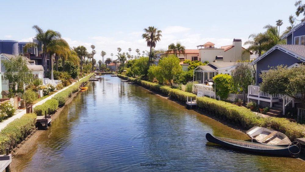 Kanały w Venice, Los Angeles