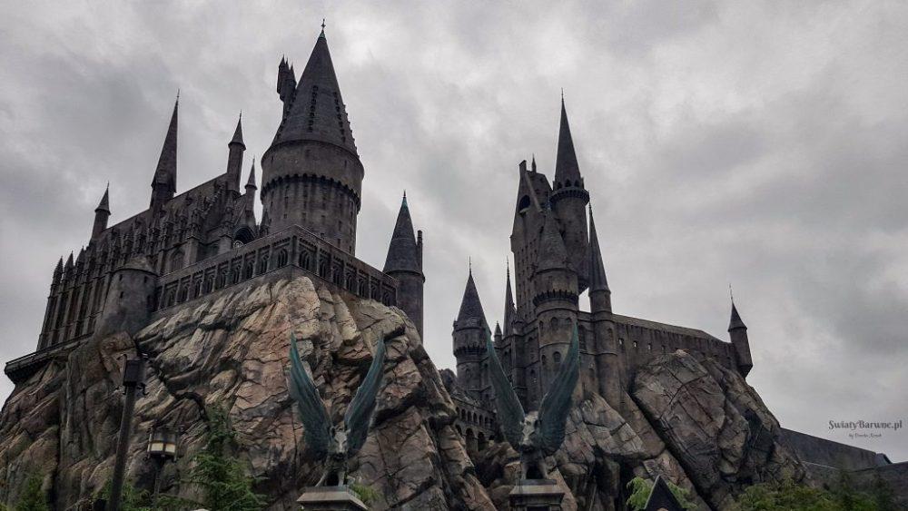 Zdjęcie zamku z Harrego Pottera