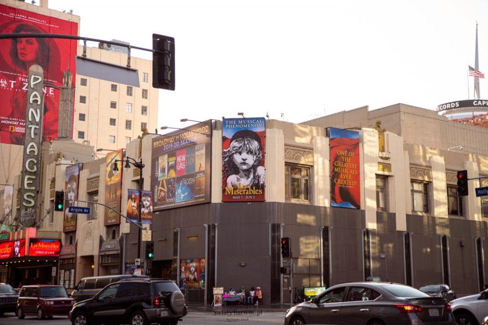 Teatr muzyczny w Los Angeles