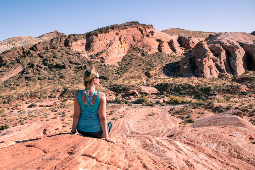 Kamperem po USA | Roadtrip po Zachodnich Stanach | Valley of Fire
