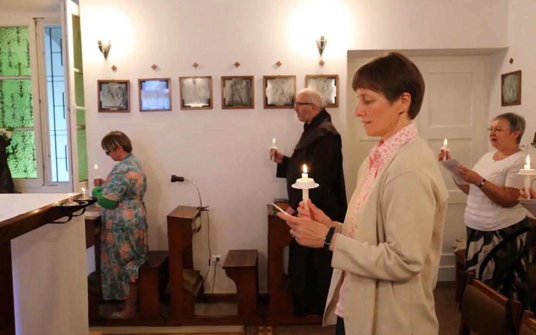 Rekolekcje Warszawskiej Wspólnoty Karmelitów Bosych, Laski 2015