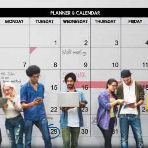 2020-2021 Academic Planners