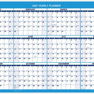 at-a-glance yearly wall planner