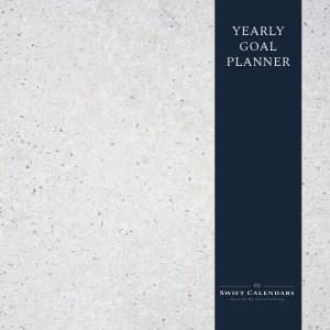 Goal Planner cover Swift Calendars