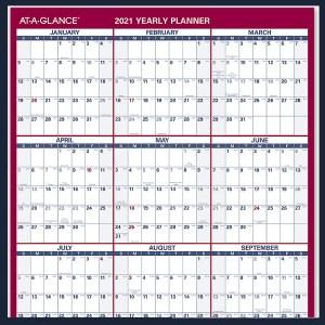 At-A-Glance Wall Calendars