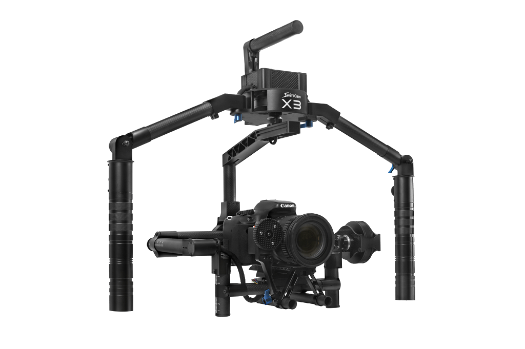 SwiftCam X3s Gimbal for DSLR – SwiftCam